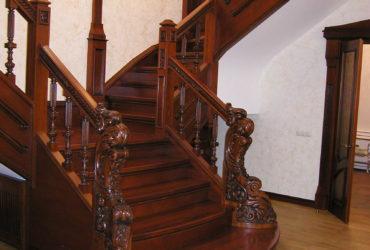 Производство мебели и интерьеров из дерева